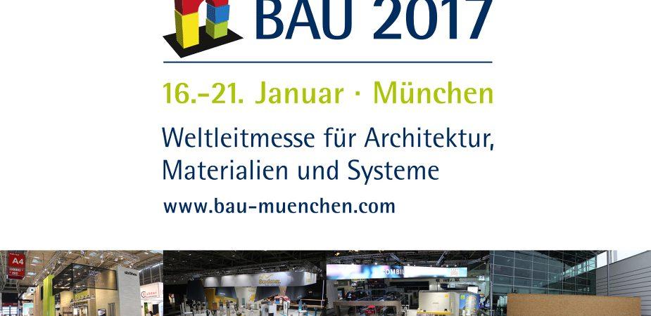 BAU in München